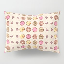 Donuts! Pillow Sham