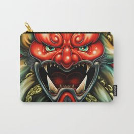 Oni Mask Summer 12 Carry-All Pouch