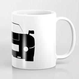 Race Car Icon Coffee Mug