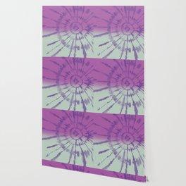 Tie Dye pattern Wallpaper