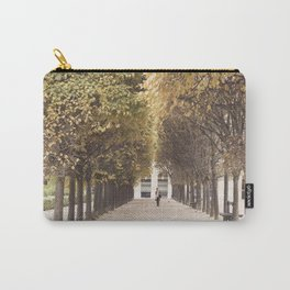 Autumn in Paris   Palais Royal   Travel Photography Carry-All Pouch