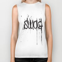 swag Biker Tanks featuring SWAG by John D'Amelio