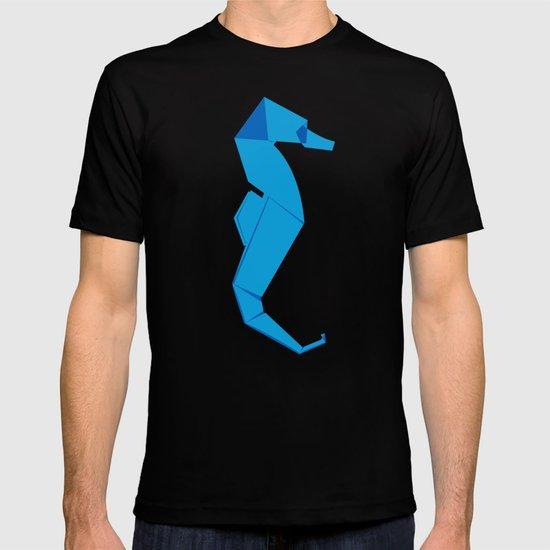 Origami Seahorse T-shirt