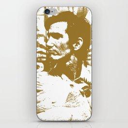 Townes Van Zandt iPhone Skin