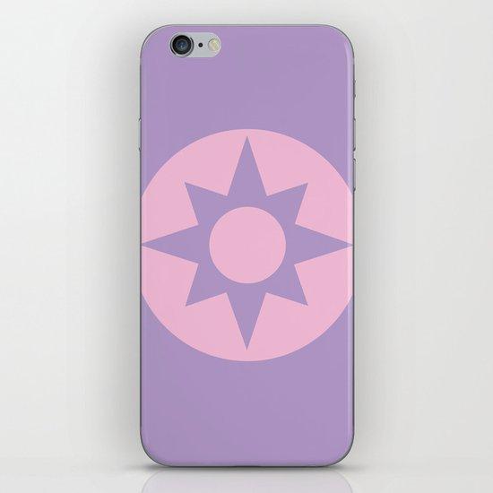 Star Sapphire Pastel iPhone & iPod Skin