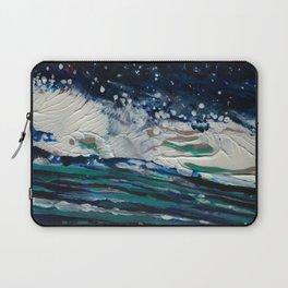 Night Swell V Laptop Sleeve