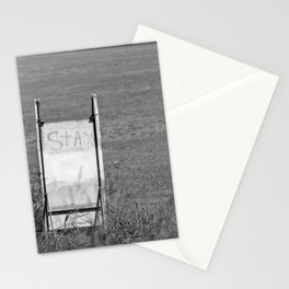 stay Stationery Cards