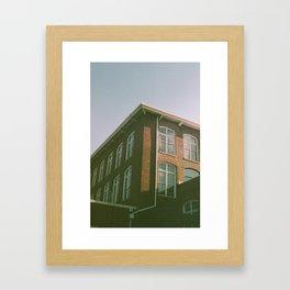 Drayton Framed Art Print
