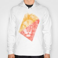 eric fan Hoodies featuring Wild 3 - by Eric Fan and Garima Dhawan by Eric Fan