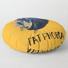 Round Hound Floor Pillow