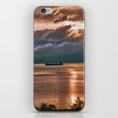 Canadian Sunset iPhone & iPod Skin