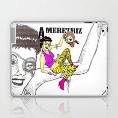 A meretriz Laptop & iPad Skin