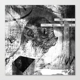 Kotoludź - ZONA Canvas Print