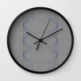 Mountain Bookbinding Wall Clock