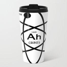 The Element Of Surprise Metal Travel Mug