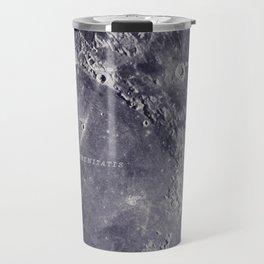 Experiment 01: The Moon, Mare Serenitatis Travel Mug
