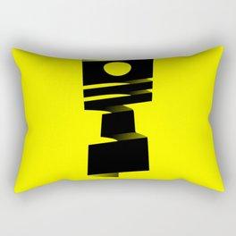 Pokal Sieger 2017 ! - Black Edition Rectangular Pillow