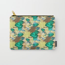 Sea Roses... Carry-All Pouch