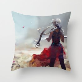 Sutekh Throw Pillow