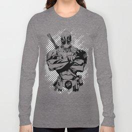 Dead-Pool Long Sleeve T-shirt