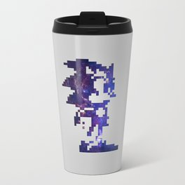 Wild Blue Travel Mug