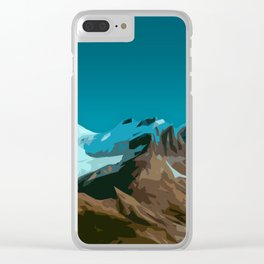 Himalaya 909 Clear iPhone Case