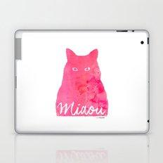 MIAOU rose Laptop & iPad Skin