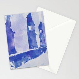 Charles bridge (Prague) Stationery Cards