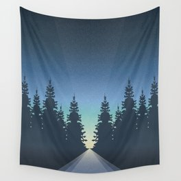 Guide Me Home Wall Tapestry