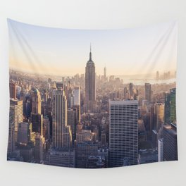 The View Wall Tapestry