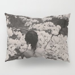 Vintage Spring Beauty Pillow Sham