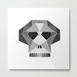 Diamond in the Rough Metal Print