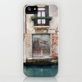A venice door iPhone Case