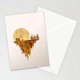The bear land Stationery Cards