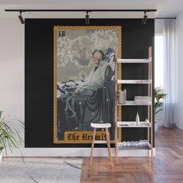 "Celebrity Tarot: Stephen Hawking as ""The Hermit"" Wall Mural"
