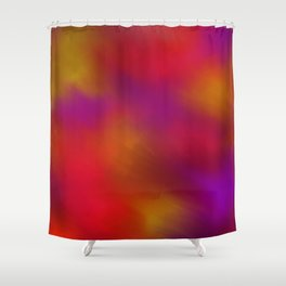 Abstract 39897 Shower Curtain