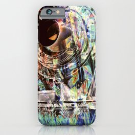 """Locomotion"" iPhone Case"