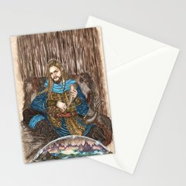 The Guardian of Bifrost Stationery Cards