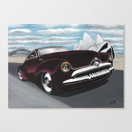 Immaculate Concepts Canvas Print