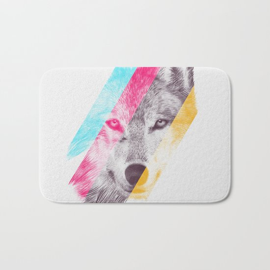Wild 2 by Eric Fan & Garima Dhawan Bath Mat