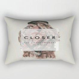 The Chainsmokers Closer Rectangular Pillow