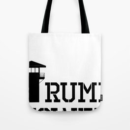 F Trump  - Trump Traitor  Tote Bag
