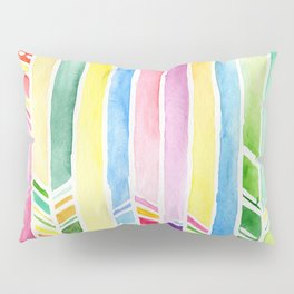 watercolor abstraction Pillow Sham