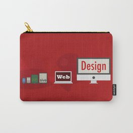 Responsive Web Design Carry-All Pouch