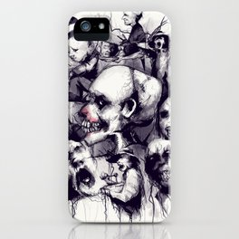 Scary Stories To Tell In The Dark iPhone Case