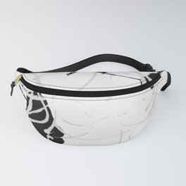 Sumi Abstract Fanny Pack