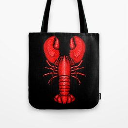 Divine Ascent of the Dominance Hierarchy- Lobster Tote Bag