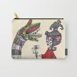 Lydia and the Sandworm Carry-All Pouch