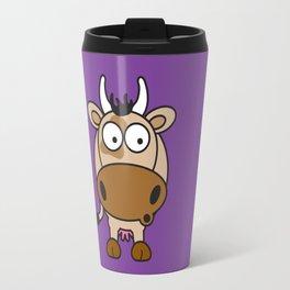 Ooh Zoo – farm-series, Cow Travel Mug