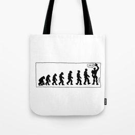 Evolution Modulor Tote Bag